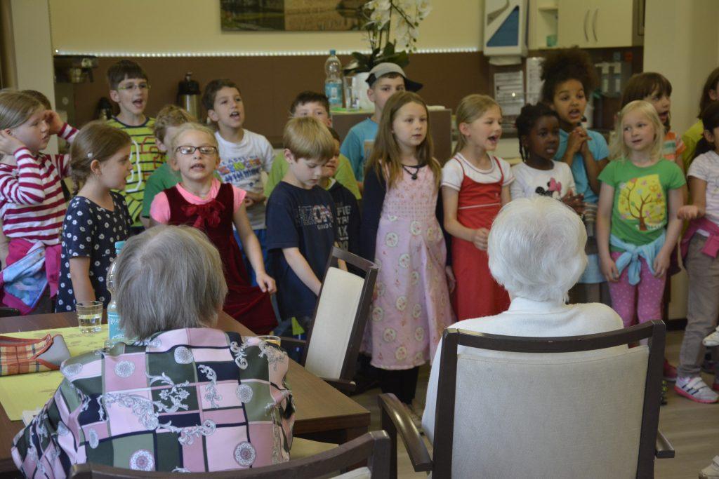 Christliche Schule bei Prosenis