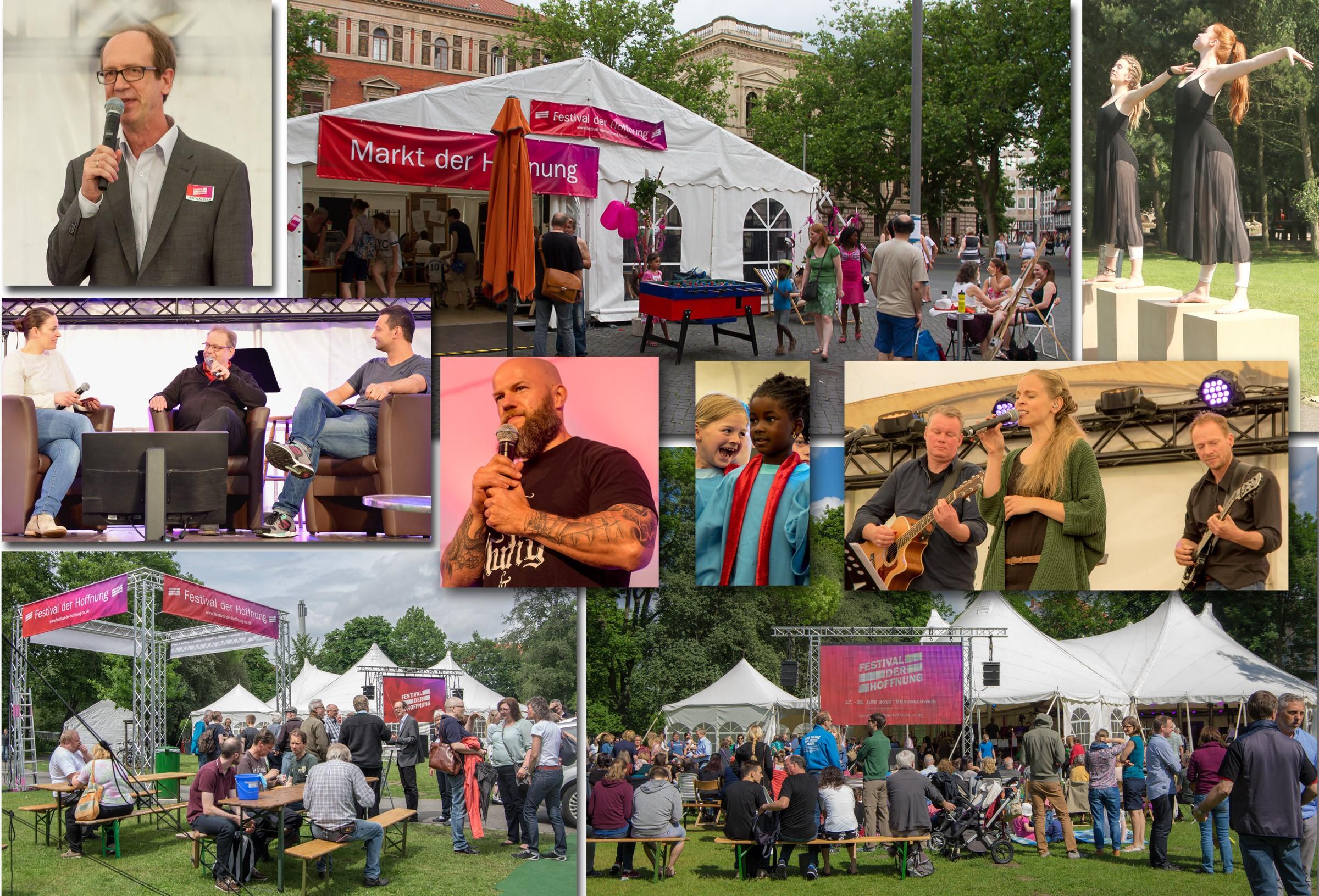 Das war das Festival der Hoffnung 2016