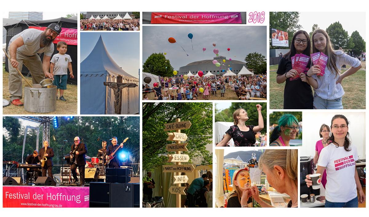 Festival der Hoffnung wieder in 2022