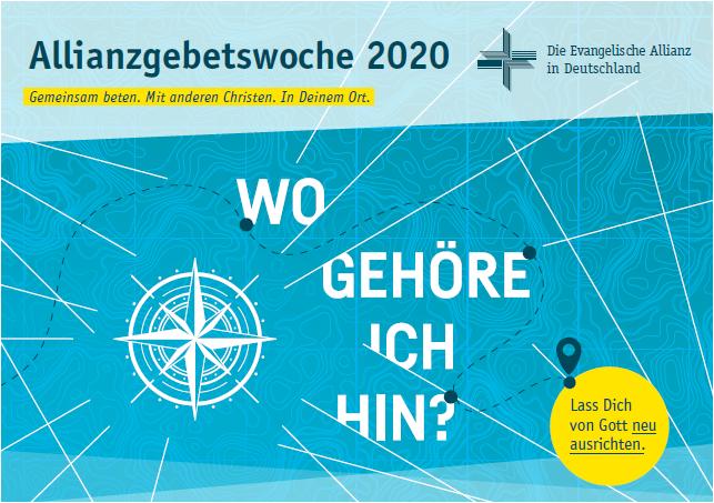 Allianz Gebetswoche 2020