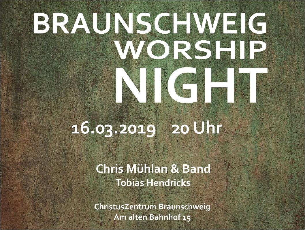 Braunschweig Worship Night