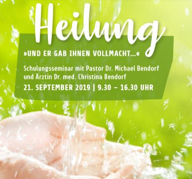 Heilungs-Seminar in der BS Friedenskirche